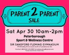 parent to parent sale in ptbo